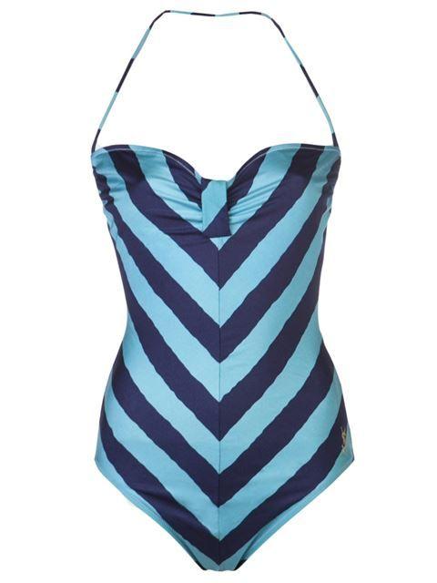 efd80570f6 Yves Saint Laurent Vintage 'ultimate Resort Set' Swimsuit - Amarcord  Vintage Fashion - Farfetch.com
