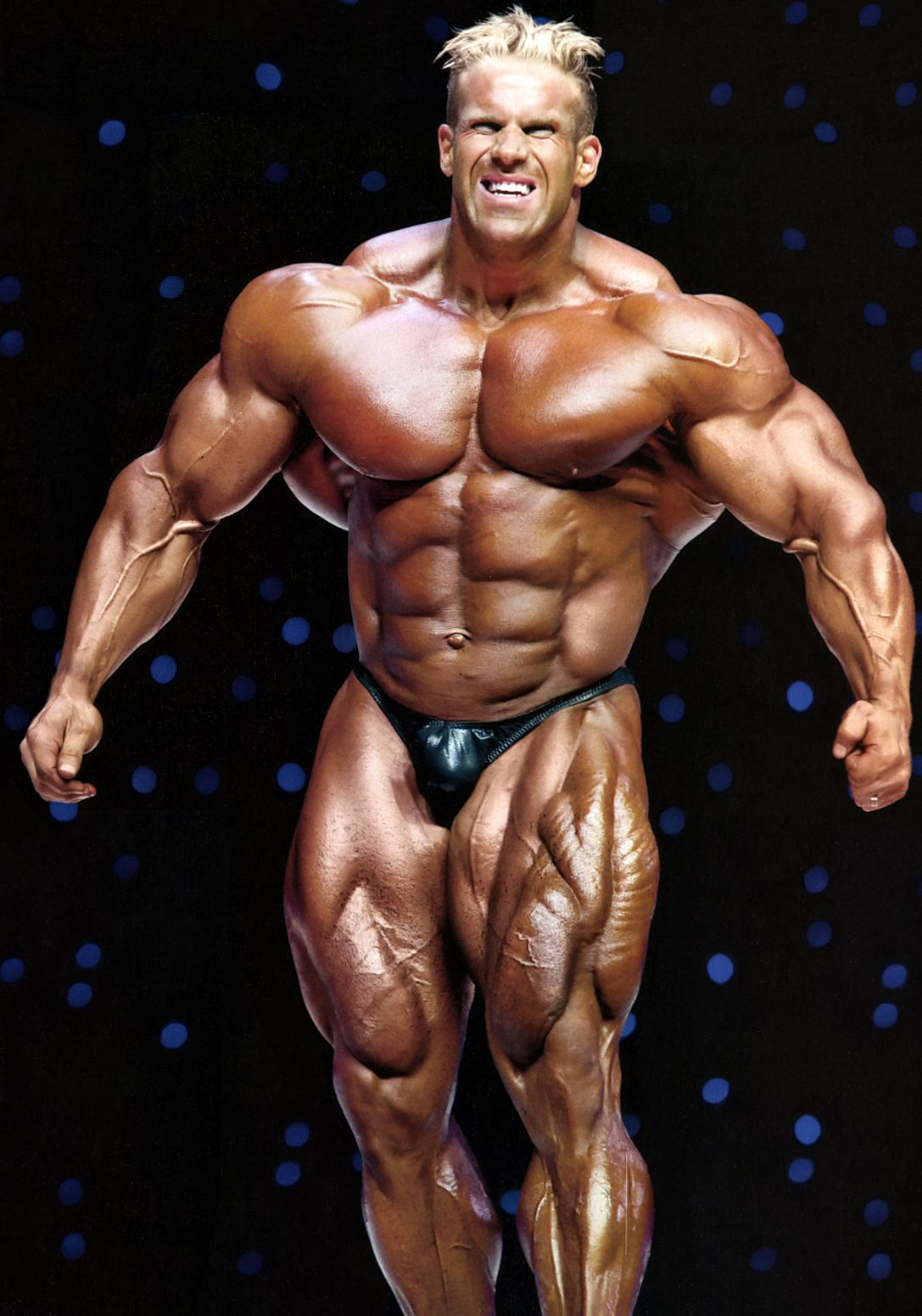 Jay Cutler Bodybuilding Must Admire The Commitment It