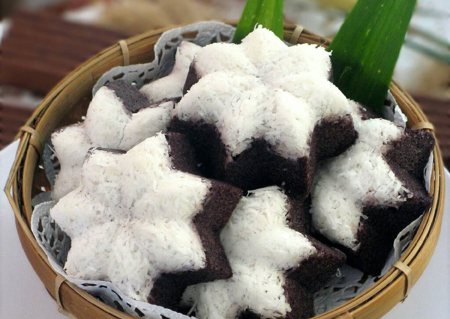 Resep Putu Ayu Ketan Hitam Oleh Missantiii Resep Resep Makanan Adonan Kue