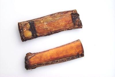Jones Natural Chews: Rib Bone 7In, Usa