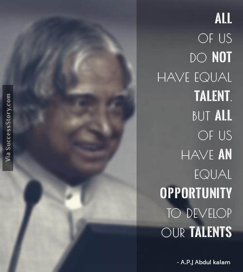 16 Most Popular Inspirational Quotes From Apj Abdul Kalam