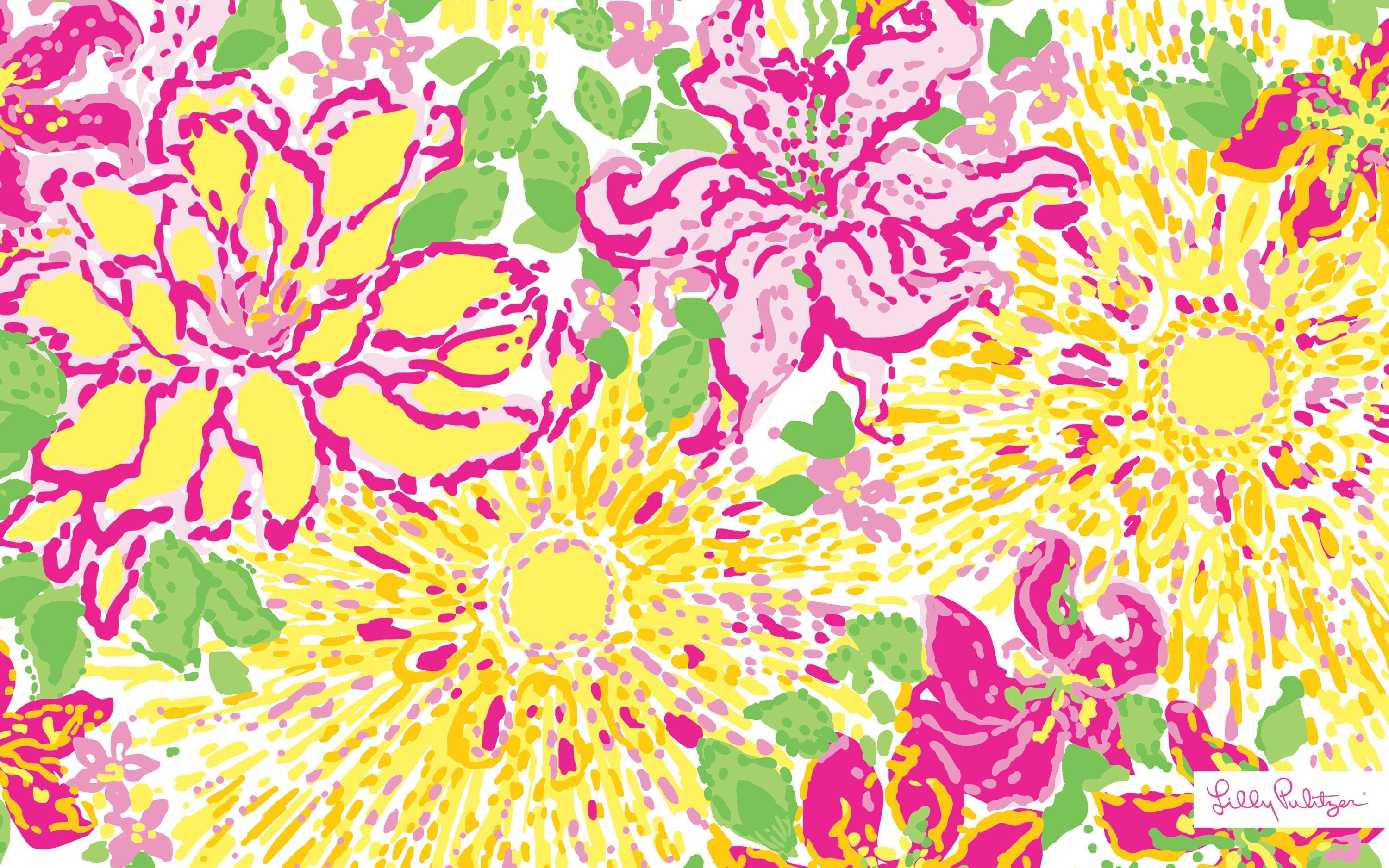 Showing Gallery For Lilly Pulitzer Patterns 2014 Wallpaper