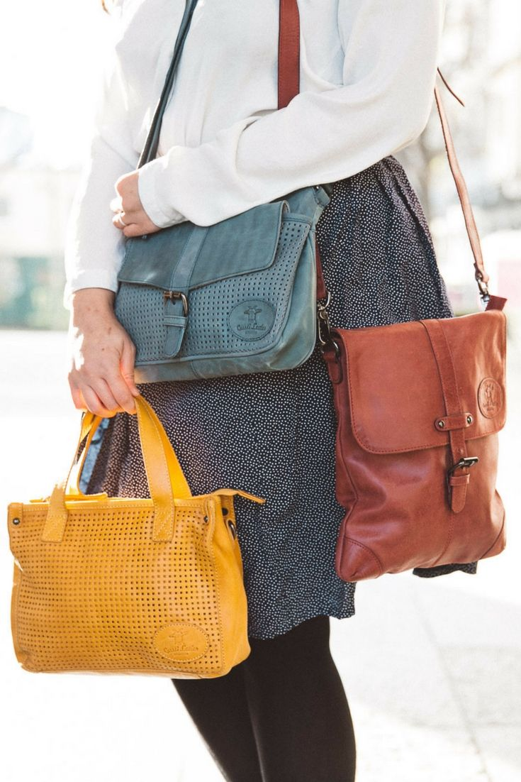 Sonderpreis für am besten geliebt Los Angeles Handtaschen - Gusti Leder   Lifestyle mit Gusti Leder in ...