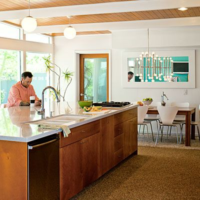 15 Inspiring Kitchen Makeovers | Ranch kitchen, Perfect fit and ...