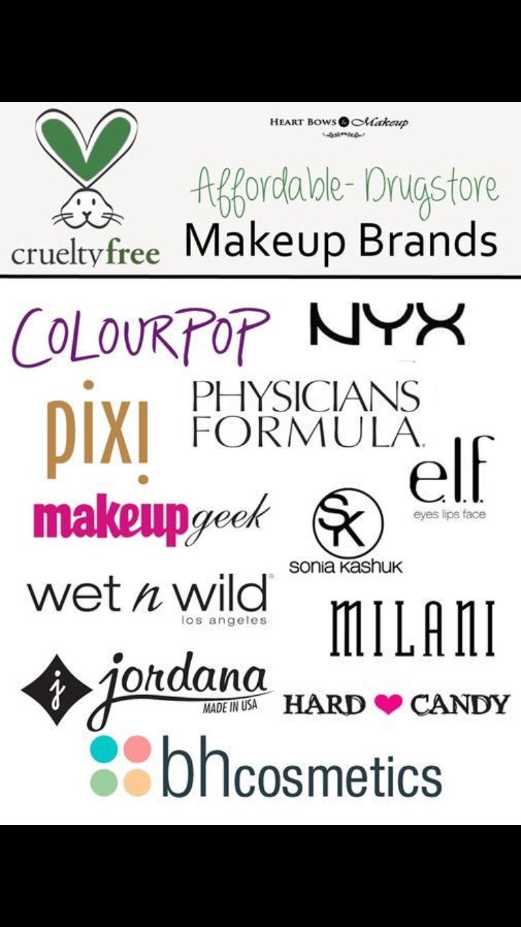 Animal cruelty free makeup brands | Make Up | Indian makeup beauty