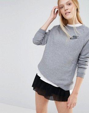 Femme Asos Shirts Capuche Et Sweats Sweat À vwTcq6