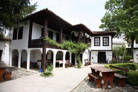Ethnographic complex Kazanlak, Bulgaria
