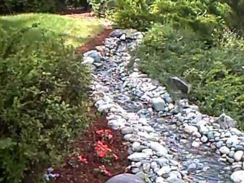 Water gardens step by step guide on how to build a garden for Build your own waterfall pond