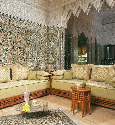 House decoration in moroco marruecos pinterest - Decoracion marruecos ...