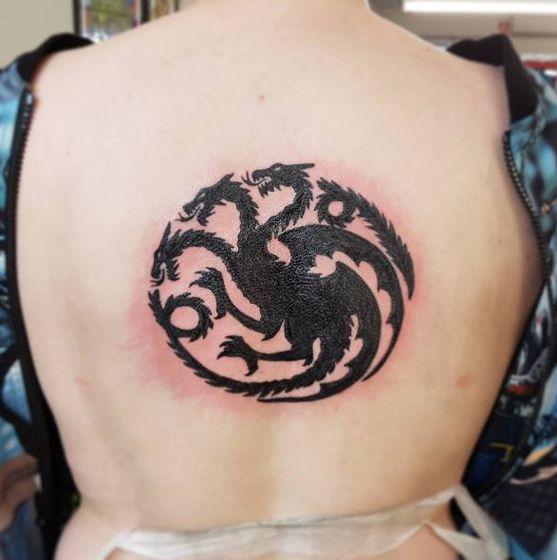 Casa Tatouage tattoos #05: especial game of thrones | tattoos | pinterest