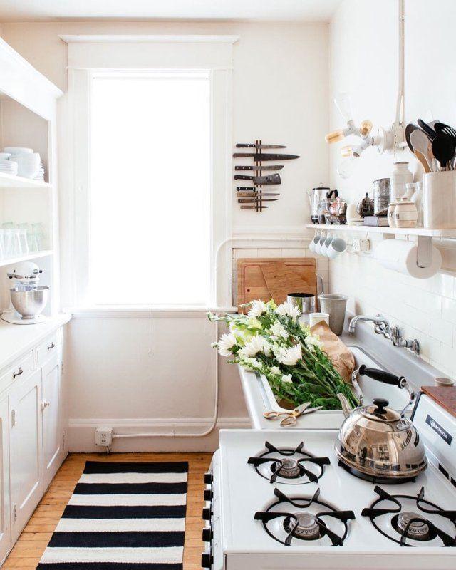 13 small kitchen design ideas  organization tips