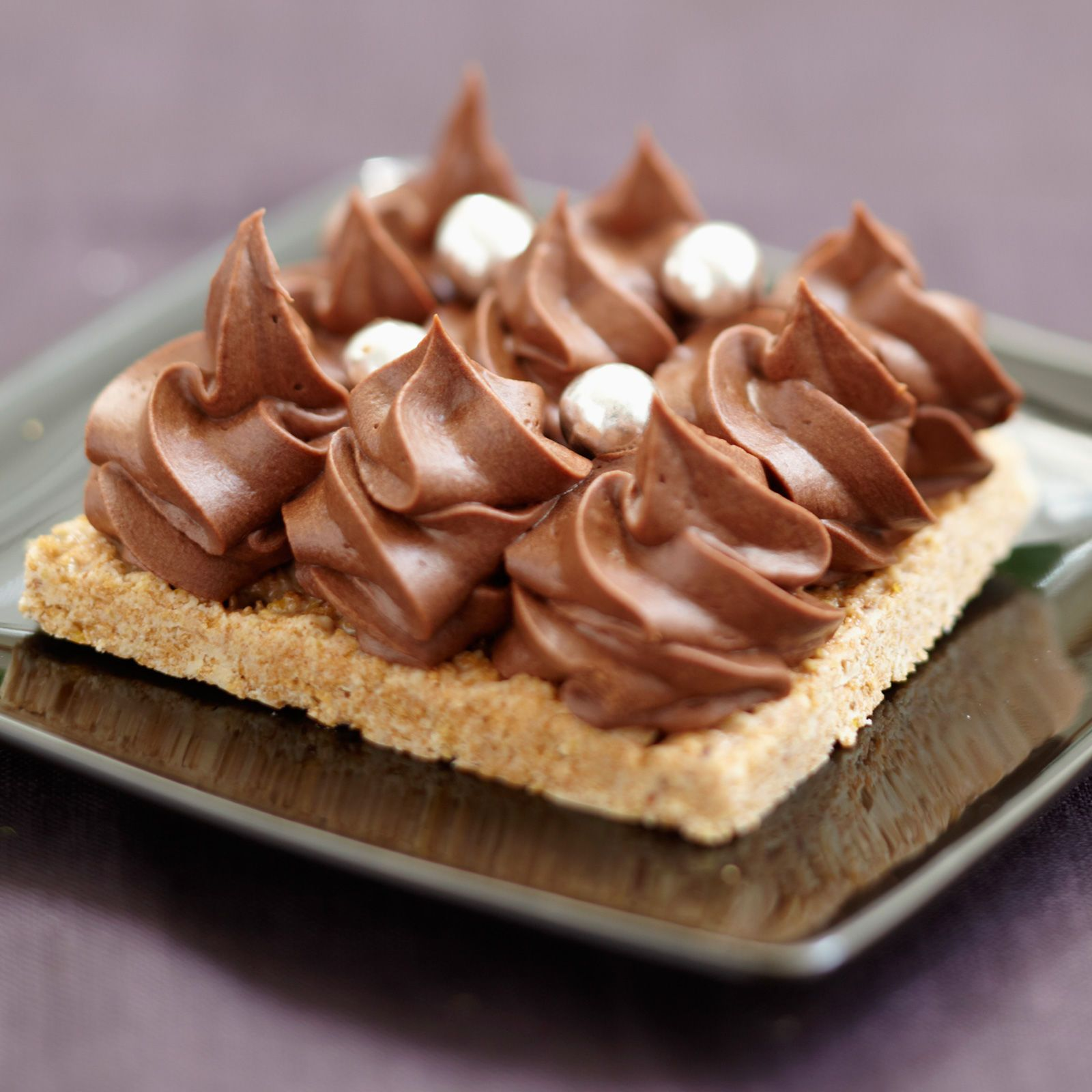 Gateau Aux 3 Chocolats Croustillant Recette Aujourd Pinterest