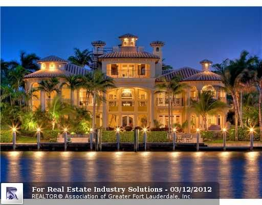 Miami Mansions Beach Mansion Collection