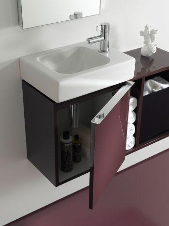 Waschtisch Unterschrank Der Serie Dejuna Von Keramag Unterschrank Badezimmer Klein Bad Waschbecken Mit Unterschrank
