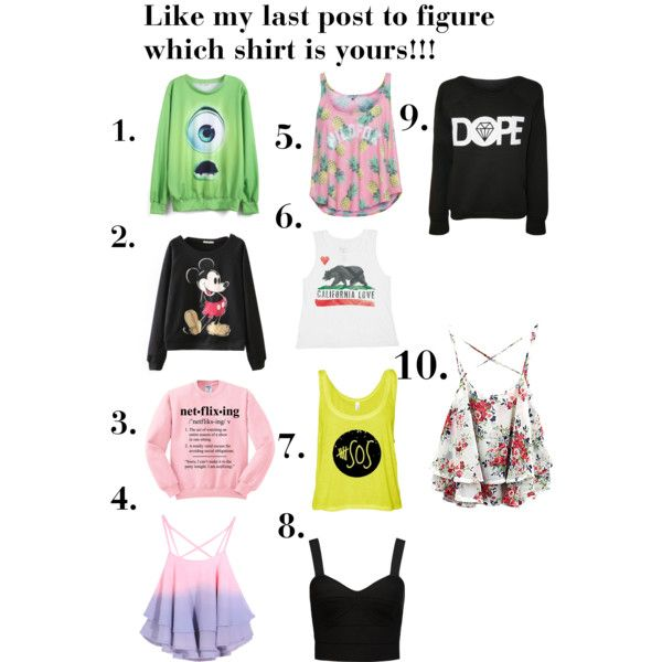Like this post to see what shirt is yours.XOX- Vintagefashion3