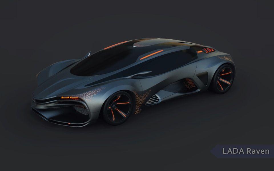 lada raven concept car 2013 сколько лс