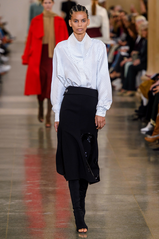 Victoria Beckham Fall 2019 Ready-to-Wear Fashion S