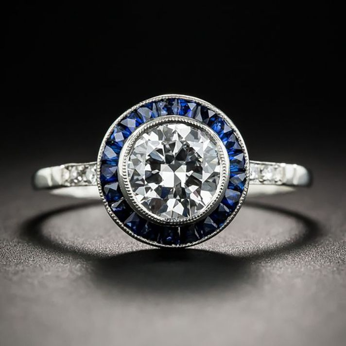Photo of 57 Art Deco Engagement Rings So Stunning They Practically Belong in Museums