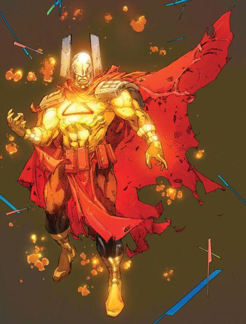 Anti-Man (Character) - Comic Vine   ANT-MAN'S ENEMIES   Marvel