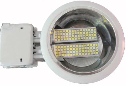 Led Pl G24 2 Pin Lamps 5w And 7w Compact Fluorescent Retrofit Replaces Cfl In A 4 Inch Can Led Lamp Compact Fluorescent Lamps