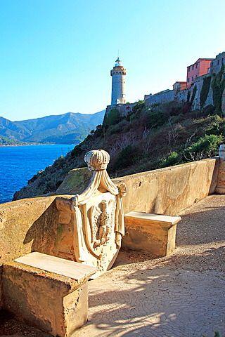 Elba Island, Villa dei Mulini, Napoleon residence, and