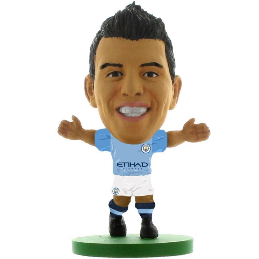Manchester City FC Sane SoccerStarz Figur