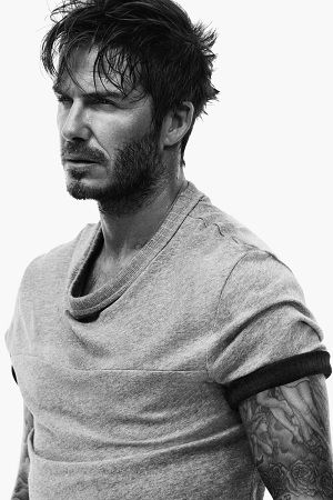 David Beckham for H&M Fall 2014 Bodywear Lookbook
