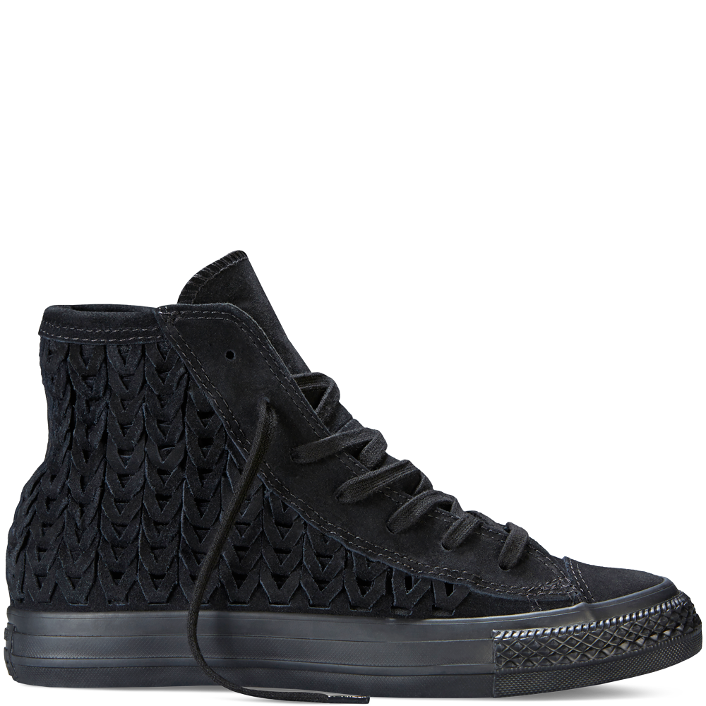 73bb2fe15625 Chuck Taylor All Star Woven Suede - Converse