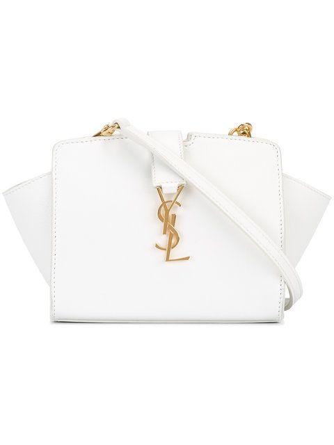 2c288547668 SAINT LAURENT toy YSL Cabas crossbody bag. #saintlaurent #bags #shoulder  bags #lining #crossbody #suede #