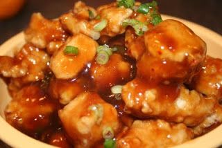 Day Two of Asian Flava - Orange Chicken - Oh Sweet Basil