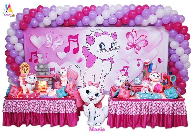 Gatinha Marie Festa Da Gata Marie Festa De Aniversario Do Gato
