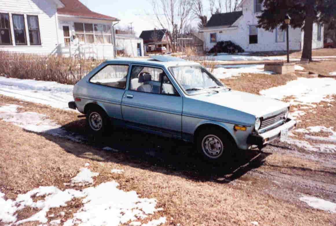 Image result for 1980 ford fiesta blue