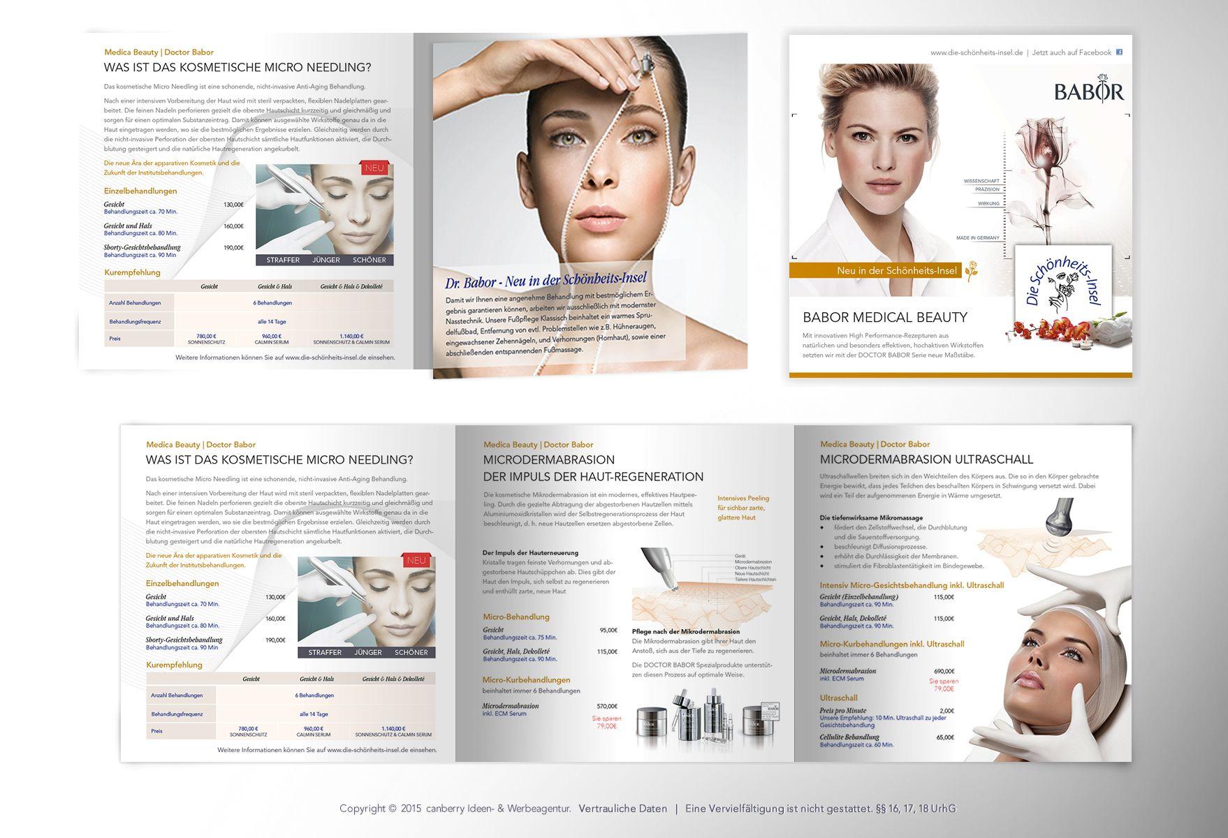Neuer Leistungsflyer Fur Die Schonheitsinsel In Gladbeck Design Layout Kosmetik Flyer Canberry Werbung Faltblatt Faltblatt Flyer Design