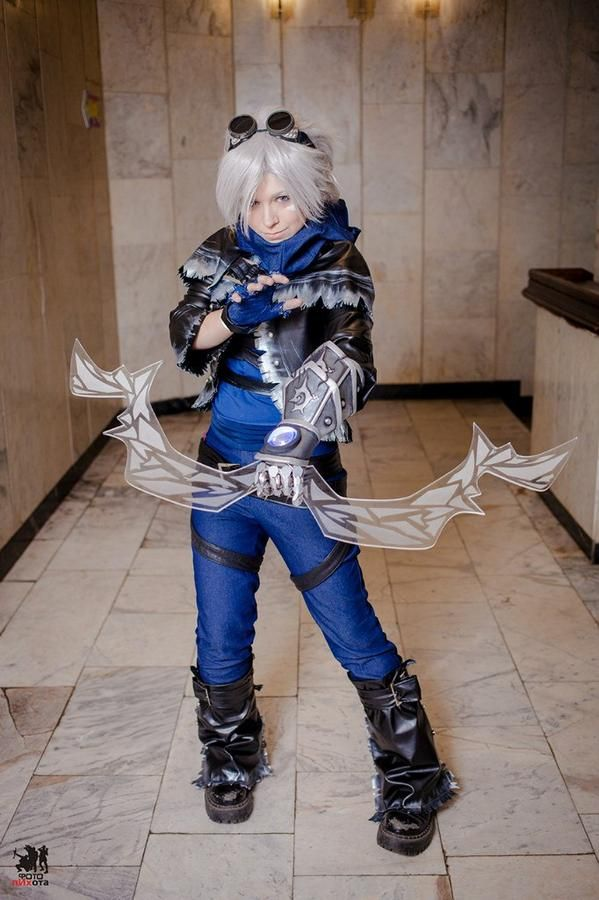 frosted ezreal - Google Search | Cosplay!! :D | Cosplay ...
