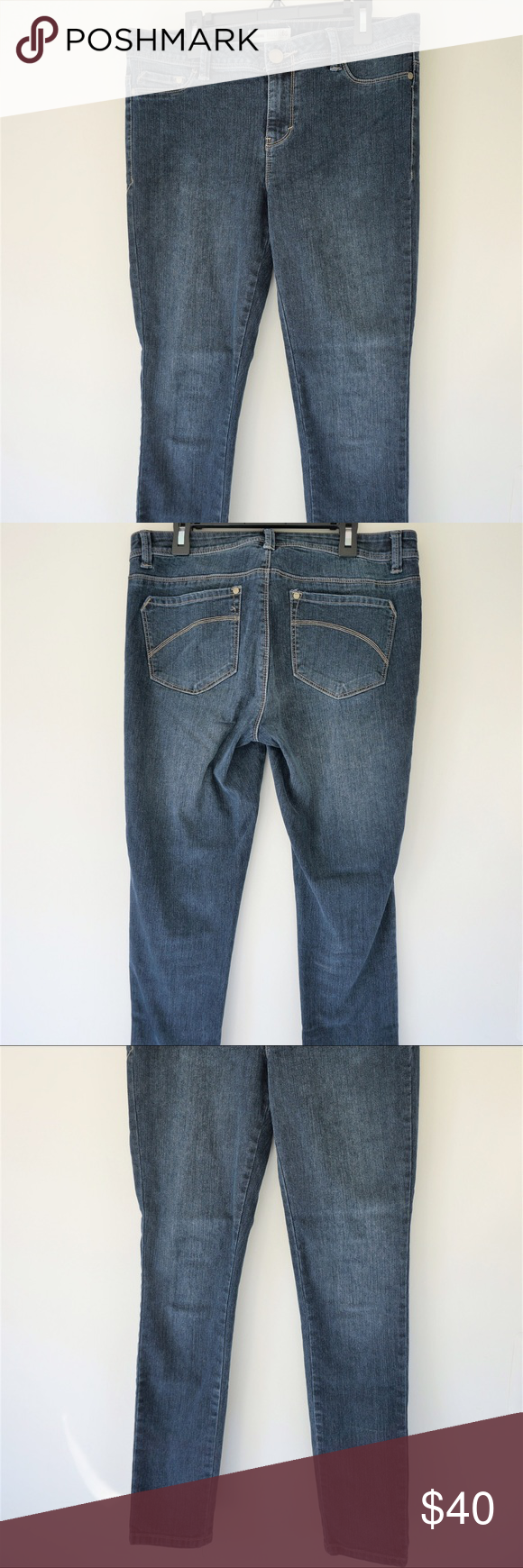 Skinny Classic Fit Jeans, Route 66 brand, size 8 Skinny Classic Fit Jegging jeans, Route 66 brand, size 8. Wonderful condition - looks like new but unfortunately doesn't have the tags on them. Only worn once. Route 66 Pants Skinny