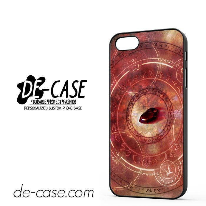 Automail Full Metal Alchemist DEAL-1150 Apple Phonecase Cover For Iphone 5 / Iphone 5S