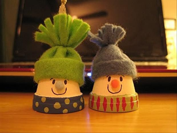 Amazing Christmas Craft Ideas \u2013 45 Pics Christmas deco ideas