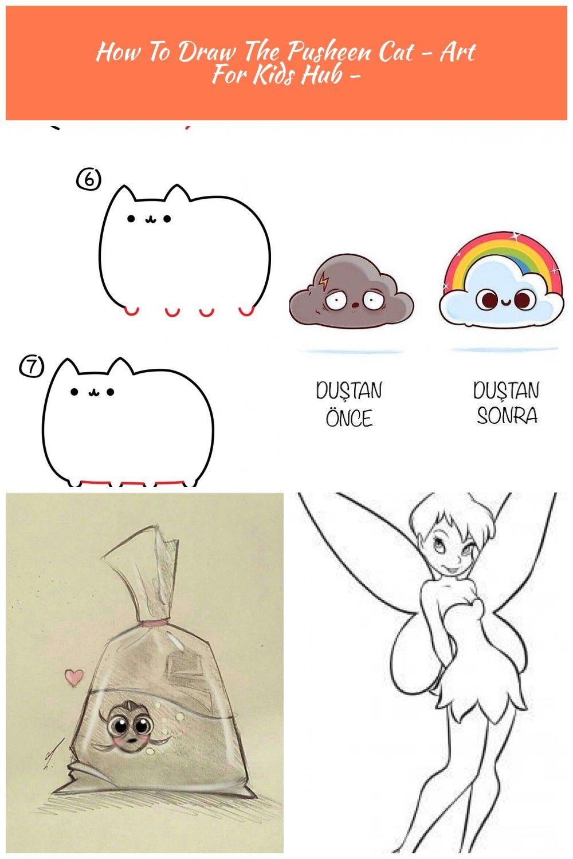 art hub how to draw a cat