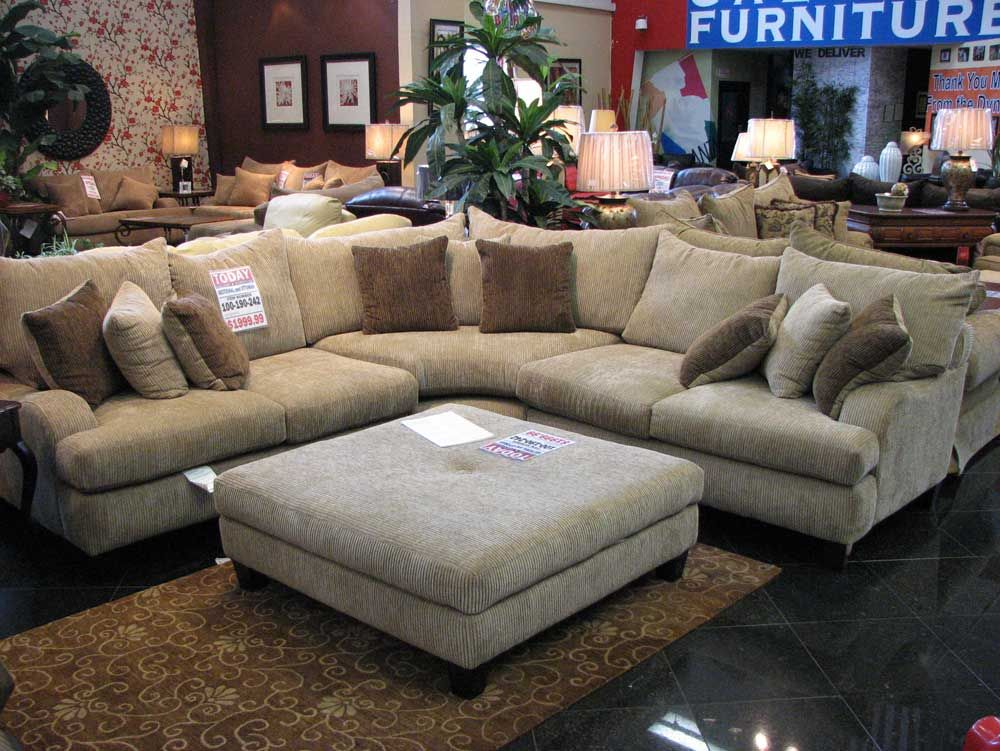 Nice Comfy Sectional Sofa Perfect