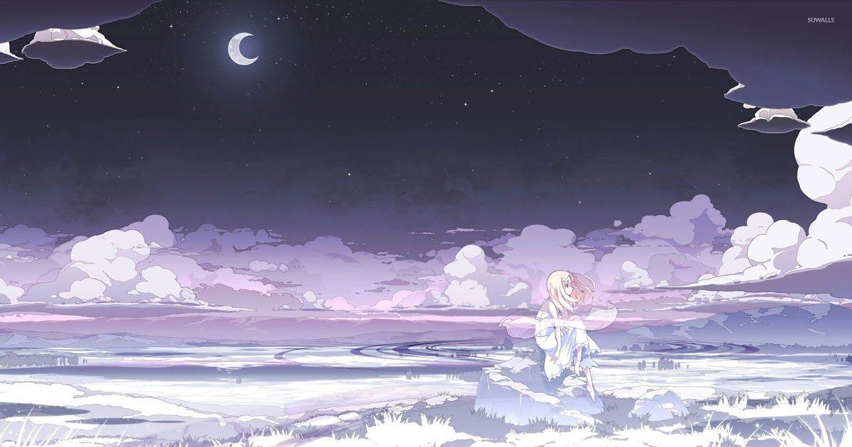 Anime Moonlight Wallpaper Anime Wallpaper Hd Anime Wallpapers Cute Wallpaper Backgrounds