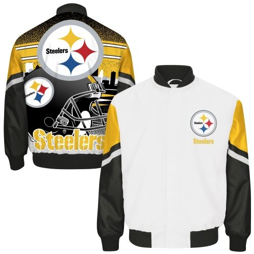 NFL Pittsburgh Steelers City Scape Sublimated Jacket