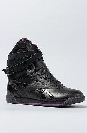 : Reebok Dubble Bubble Alicia Keys Sneaker Black 6