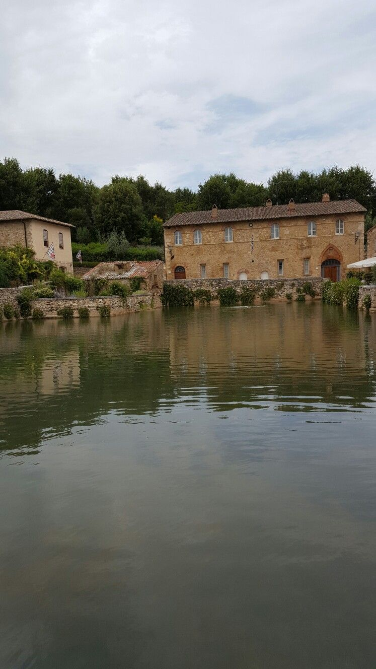 Bagno Vignoni My Photos Water Swimming