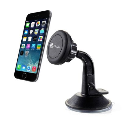 7. Car Mount, iClever® ICH04 Magnet CaptureFit Universal Windshield
