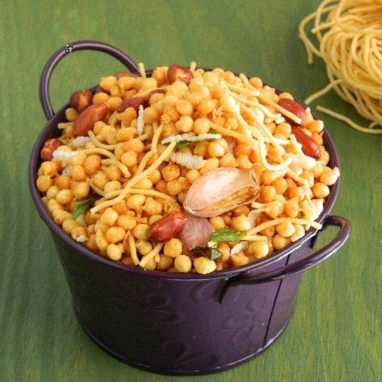 South indian savory boondi mixture international foods international foods forumfinder Choice Image