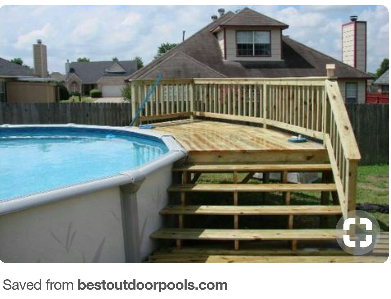 Pin by Patti Watson on For the Home Pool deck plans