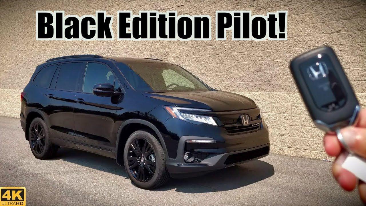 2020 Honda Pilot Youtube Concept Honda Pilot Pilot Honda