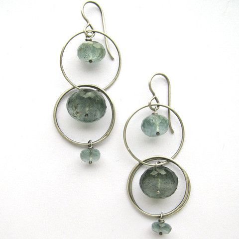 Debbe Earrings by TASI designs | Jewelry Inspirations | Pinterest