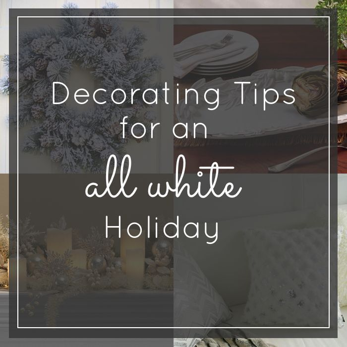 4 Favorite All-White Holiday Decorations | eBay