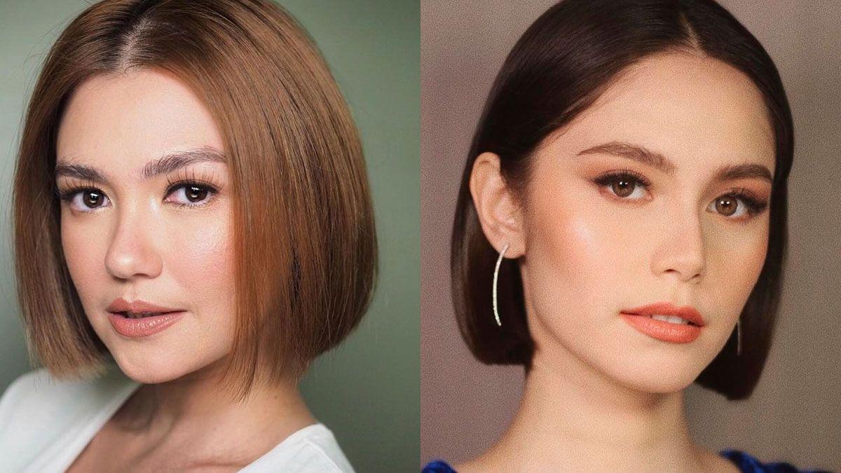 17 Populer Philippine Celebrity Short Hairstyle Short Hair Styles Celebrity Short Hair Cool Short Hairstyles